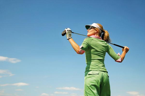 6. Activities golf