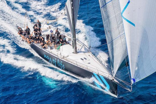 regatta charter